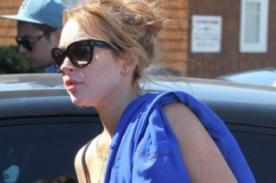 Lindsay Lohan se ausentaría de su cita en la corte por ver a The Wanted
