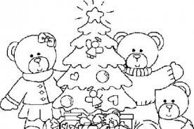 Navidad 2012: Imagenes de Navidad para colorear