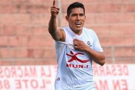 Fútbol peruano: Andy Pando está muy cerca de emigrar a Corea