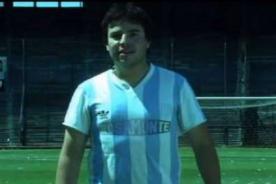 Periodista argentino sufre 'Una muerte dudosa' en piscina de Racing - Video