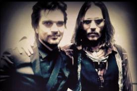 Juanes compartió fotografía junto a Johnny Depp tras los Grammy 2013