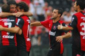 Goles del Newell's Old Boys vs Olimpia (3-1) - Copa Libertadores - Video