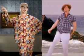 Video: Josh Duhamel imita a Taylor Swift y Harry Styles para los KCA 2013