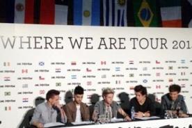 One Direction en Lima: Entradas se venderán en Teleticket desde junio