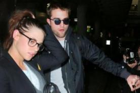 Robert Pattinson no quiere saber de Kristen Stewart ni de otras mujeres