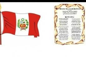 Aquí nuestros símbolos de la patria: Historia Fiestas Patrias Perú