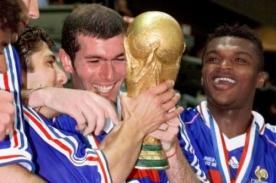 Video: Hoy se cumplen 15 años de la final del Mundial Francia 98