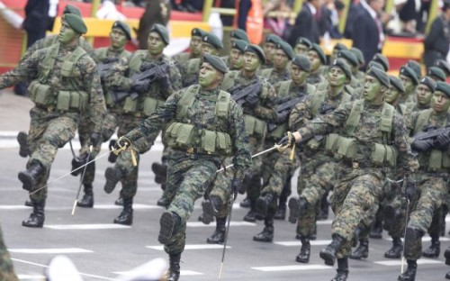 En vivo: Parada Militar 2013 Minuto a Minuto - Canal 7, Canal 4, Canal 8