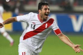 A qué hora juega Perú vs Uruguay por Eliminatorias Brasil 2014 hoy 06 de setiembre