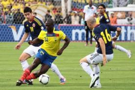 CMD en vivo: Minuto a minuto Colombia vs Ecuador – Eliminatorias Brasil 2014