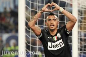 Seria A: Arturo Vidal ampliaría su contrato con Juventus hasta el 2018