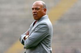 Roberto Mosquera: Nunca me van a dejar ser técnico de la selección