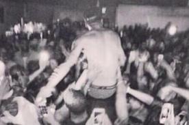 Justin Bieber en una gran fiesta por el cumpleaños de Usher - Fotos