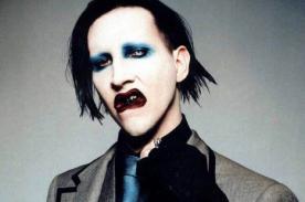 Marilyn Manson prestará su voz a Peter Pan