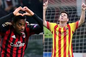 Resultado del partido: Barcelona vs Milan (3-1) - Champions League
