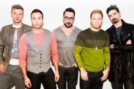 Backstreet Boys: One Direction ha tenido un camino más fácil que el nuestro