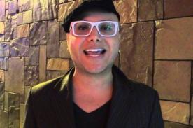 Carlos Cacho lanza curiosos comentarios sobre participantes de La Voz Perú