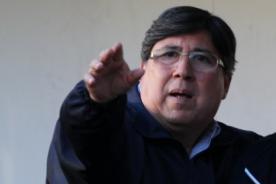 Ex presidente de Alianza Lima Guillermo Alarcón es condenado a prisión