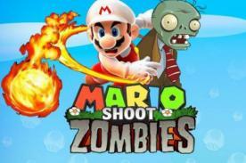Friv juegos 2013: Mario y Plants vs Zombies se unen en juego friv