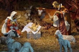 ¿Cómo hacer un pesebre para el nacimiento navideño de Jesús?