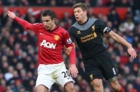 Manchester United y Liverpool perdieron a sus figuras hasta el 2014