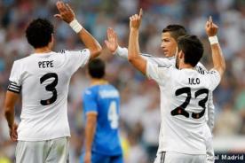 Video: Real Madrid logró agónico empate 2-2 ante Osasuna - Liga BBVA