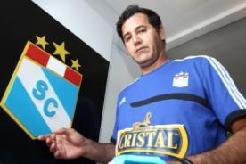 Sporting Cristal: Daniel Ahmed elogia a la institución celeste
