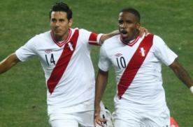 Jefferson Farfán no quiere ser capitán de la selección peruana