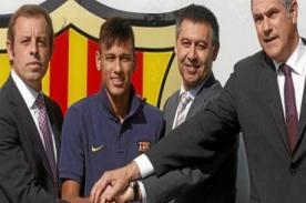 Fiscalía española pidió imputación del FC Barcelona por delito fiscal