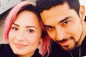 Demi Lovato arremete contra medio por llamar 'mujeriego' a su novio