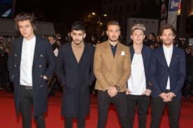 One Direction: Integrantes asisten en autos de lujo a ensayos musicales - FOTOS