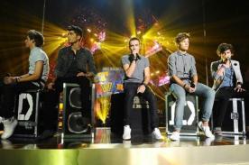 One Direction en Lima: Menores de 12 años no podrán entrar a ciertas zonas