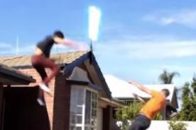 Mira como sería el enfrentamiento entre Harry Potter y Luke Skywalker