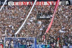 Video: Hinchas de Alianza Lima después de la final de la Copa Inca 2014