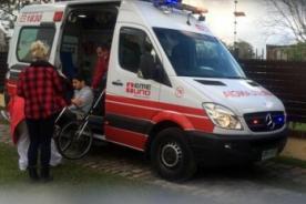 Brasil 2014: Estrella mundial en silla de ruedas [Fotos]
