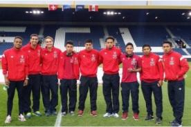 Amistoso Perú vs Suiza: Selección nacional ya se encuentra en el estadio de Lucerna