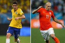 Brasil vs Holanda en vivo: Mundial 2014 por DirecTV