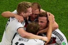 Alemania se consagra campeón del Mundial 2014