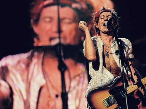 Keith Richards:'Estaremos en Perú y probablemente el tour se extenderá'