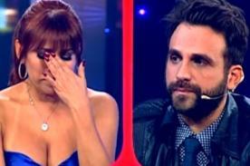 Magaly Medina llora junto a Rodrigo González Peluchin - VIDEO