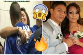 ¿Milena Zárate y la esposa de Jonathan Maicelo se agarraron de los 'pelos' en camerinos?