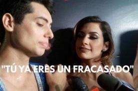 Milett Figueroa: Patricio Quiñones lloró revelando lo peor de su vida