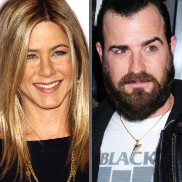 Jennifer Aniston niega romance con Justin Theroux