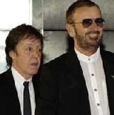 Paul McCartney y Ringo Starr cantarían juntos para  Juegos Olímpicos de Londres 2012