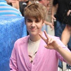 Justin Bieber promociona su nuevo perfume en el show de David Letterman