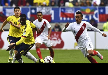 Mundial Rusia 2018: Así se habría visto el Perú vs Colombia en versión Supercampeones (VIDEO)