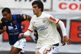 Universitario: Álvaro Ampuero confía en campeonar, porque la U es la U