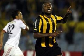 Copa Libertadores 2012: Caracas empató 1-1 con Peñarol