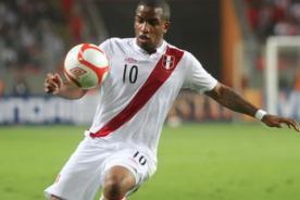 Perú vs Colombia: Jefferson Farfán podría ser titular ante los cafeteros