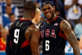 Juegos Olímpicos: USA espera la incorporación de LeBron James